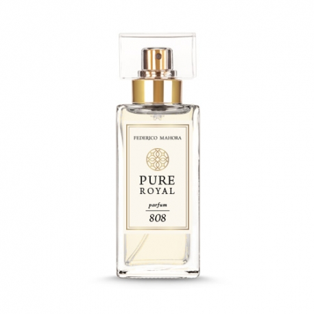 Pure Royal 808 Bvlgari Goldea roman night