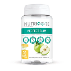 NUTRICODE PERFECT SLIM GUMMIES Tobulai Figūrai