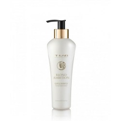 T-LAB BLOND AMBITION PURPURINIS ŠAMPŪNAS 300ml